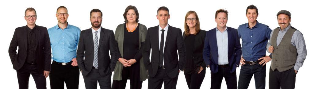 BDAV Committee of Management 2016-2018