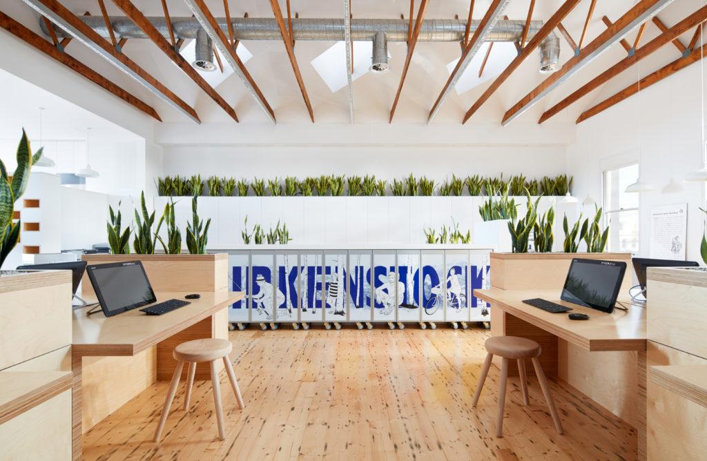 Birkenstock Australia HQ by Melbourne Design Studios