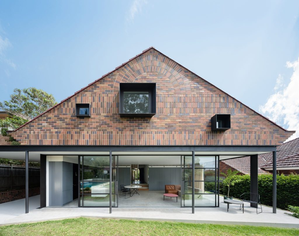 House Au Yeung by Tribe Studio Architects
