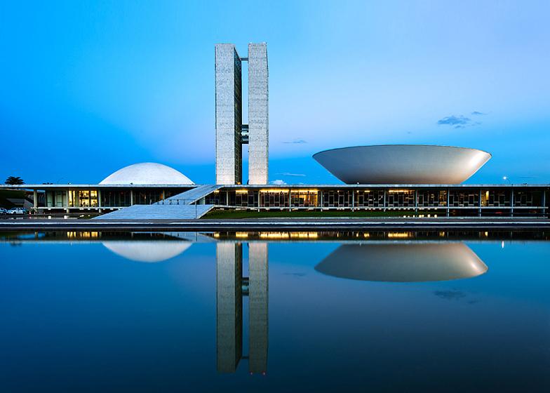 Niemeyers Brasília