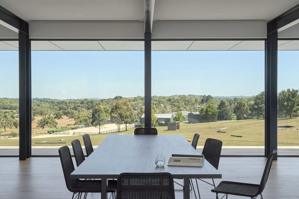 Ashford House features the Stegbar Alumiere range