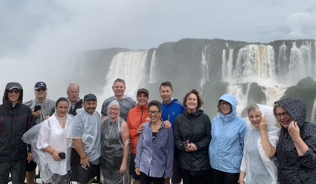 SAT - Iguazu Falls