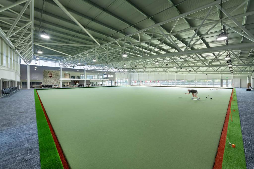 Traralgon Bowls Club - Indoor Bowls Centre